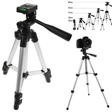 Professional Folded Travel Tripod Digital Camera Camcorder Video for Canon Nikon