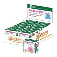 Grow your Own Magic Crystals shapes and colours vary per pack new sealed
