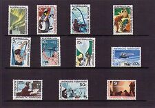 1966 AAT Definitives set of 11 MUH stamps (Catalogue Value approx $80)