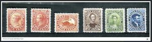 Province of Canada 1859 Wove Paper (Код: Д14) great reprint