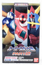 Bandai Super Robot Best Posing Collection Part 2 Set of 6 Figures