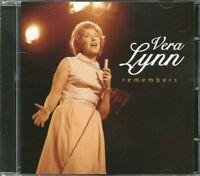Vera Lynn - Vera Lynn Remembers Vol.1 (CD 1995)