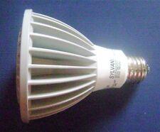 6 of Sylvania 13W PAR30 Long Neck LED 2700K Dimmable Narrow Flood Light Bulb