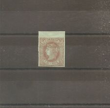 TIMBRE ESPAGNE SPAIN ISABELLE 2 1864 N°63 NEUF* MH