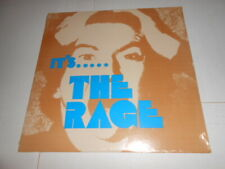 The Rage, Local Private Press Jazz Rock Lp, Syracuse, SEALED