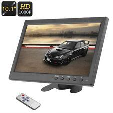 """Schermo LCD TFT 10.1"""" Risoluzione 1080x720 Altoparlante Integrato HDMI VGA BNC"""