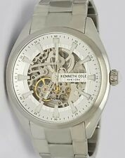US Bought Authentic Original Kenneth Cole Men's 10030833 Silver Watch