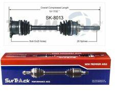 FRONT LEFT CV Axle Shaft For SUZUKI X-90 96-98 SUZUKI SIDEKICK 89-98