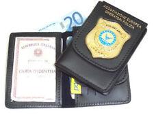Portafoglio Vega cuoio 1WD124 AEOP associazione europea operatori polizia