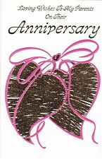 Anniversary Card with Envelope for Parents
