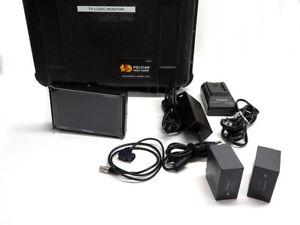 "TVlogic VFM-056WP 5.6"" LED backlit LCD monitor HD-SDI HDMI many accessories 056W"