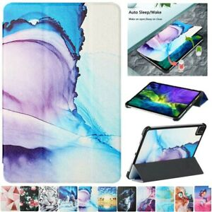 Smart Leather Folding Cover Case For iPad 7th 8th 6th 5th Gen Air Pro Mini 12345