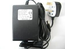 5A 5000MA 12V 60VA AC/AC OUTPUT MAINS POWER ADAPTOR/SUPPLY/CHARGER/TRANSFORMER