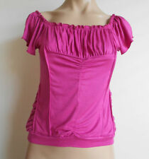 Rayon Petites Knit Tops for Women