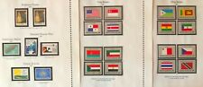 Lot of United Nations New York Year 1981-1982 Stamps MNH