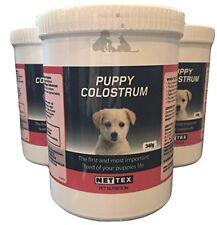Nettex 340 G Puppy Colostrum routine Premier lait aliment pour les chiots premier 36 H