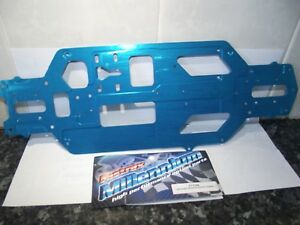 Fastrax Ntc3 Lightweight Milled Aluminium Chassis Blue Fttc69