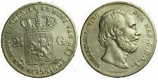 Netherlands - 2½ Gulden 1857