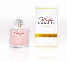 Tal vez Perfume para mujeres por Luxure Eau de Parfum 100 Ml/3.4 OZ (approx. 96.39 g)