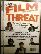 FILM THREAT MAGAZINE #21 (April 1995; New, 9.4 in Grade) 10th Anniversary Issue!