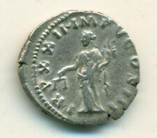 Marcus Aurelius Denarius VF 161-180 O:M Antoninus AVG ARM PARTH MAX R: TP P XXII