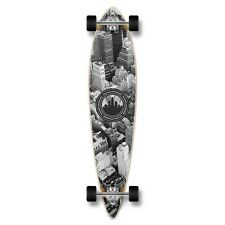 Yocaher Pintail New York Longboard Complete