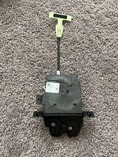 Maserati Rear Trunk Power Lid Lock Motor Latch 670109183 OEM