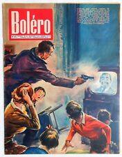 ►BOLERO 143 -1953 - ROMAN PHOTOS - FRANK WALSH NEW YORK - MERCEDES - H.BOSSIS