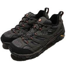 Merrell Moab 2 GTX Gore-Tex Grey Black Men Outdoors Boots Sneakers Shoes J06039
