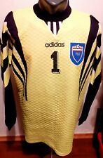 Vintage Yugoslavia football Match Worn Goalkeeper adidas jersey Kralj