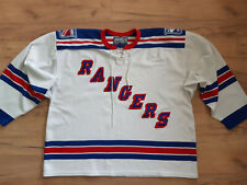 NEW YORK RANGERS NHL shirt trikot maglia jersey kit camiseta! 5/6 ! XL - adult$