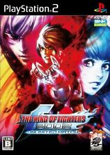 PS2 The King of Fighters 2002 Match Unlimited Free Ship w/Tracking# New Japan