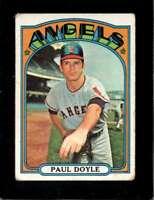 1972 TOPPS #629 PAUL DOYLE GOOD+ ANGELS  *X4767