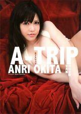 "Used Anri Okita ""A-TRIP"" Photo Collection Book"