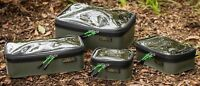 Korda Compaq Lightweight EVA Tackle Storage Fishing System All Sizes
