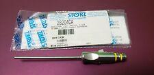 Storz 28204CA Arthroscopic Shaver Blade 2.5mm Small Joint FULL RADIUS Reusable