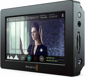 "Blackmagic Video Assist HDMI/6G-SDI Recorder / 5"" Monitor"