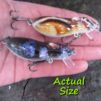 Realscale savage mouse rat creature bait pike perch lure baait gear plug crank