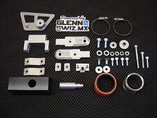 KTM 65 SX 16-19 Riser Kit, big frame, jack up kit ,  lift kit GWIZ MX