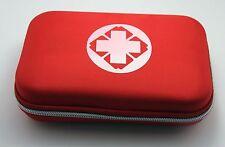 54 pcs First Aid Emergency Kit Car Bike Home Medical Bag Outdoor Hunt Sport Set