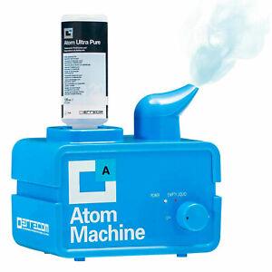 ATOM MACHINE - Nebulizzatore Ultrasonico con 4 Applicazioni - Disinfettante Reg.