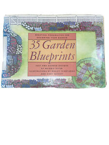 35 Garden Blueprints Beautiful Possibilities for Designing Your Garden SIGNED 89
