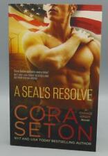A Seal's Resolve A Chance Creek Novel #6 by Cora Seton