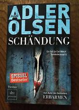 "Jussi Adler Olsen ""Schändung"""