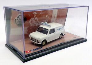 Corgi 1/43 Scale Diecast 06004 - Mini Van RAC - White
