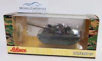 Schuco 26433 Panzerkompanie Bundeswehr 4x M48G, 1x M113, 1x MAN ... flecktarn