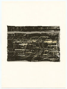 Henry Moore lithograph