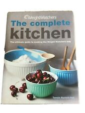 Weight Watchers Complete Kitchen Tamsin Burnett-Hall Hardback Recipe Book