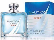 Nautica Voyage Sport Men Cologne 3.4 oz 100 ml Eau De Toilette Spray Nib Sealed
