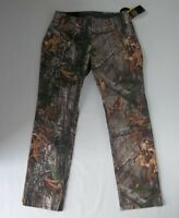 UNDER ARMOUR UA Storm COVERT Realtree CAMO Hunting Field PANTS Mens 36 X 34 NEW